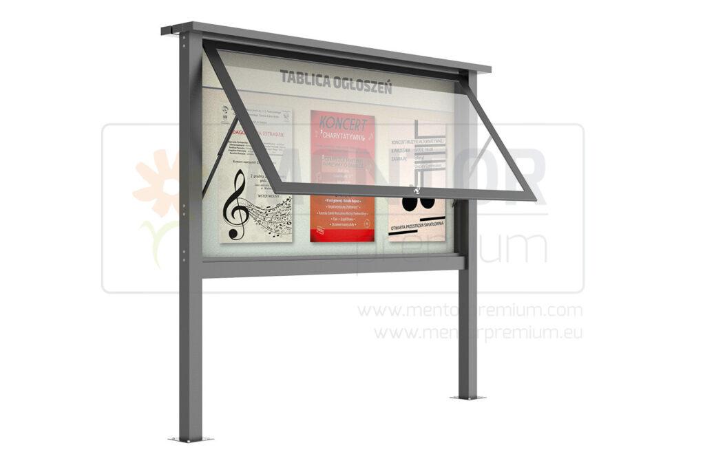 Kaja – Information display case