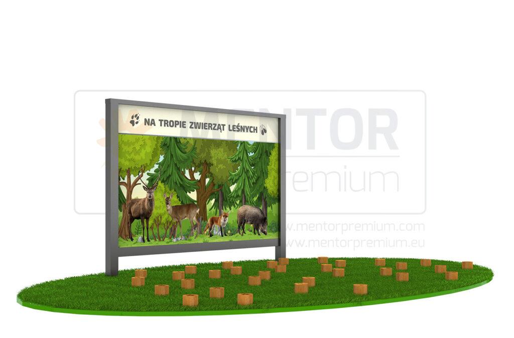 Natropie zwierząt leśnych – Edukacyjna gra terenowa